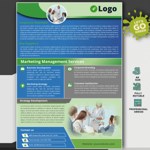 Marketing Management MS Word Template